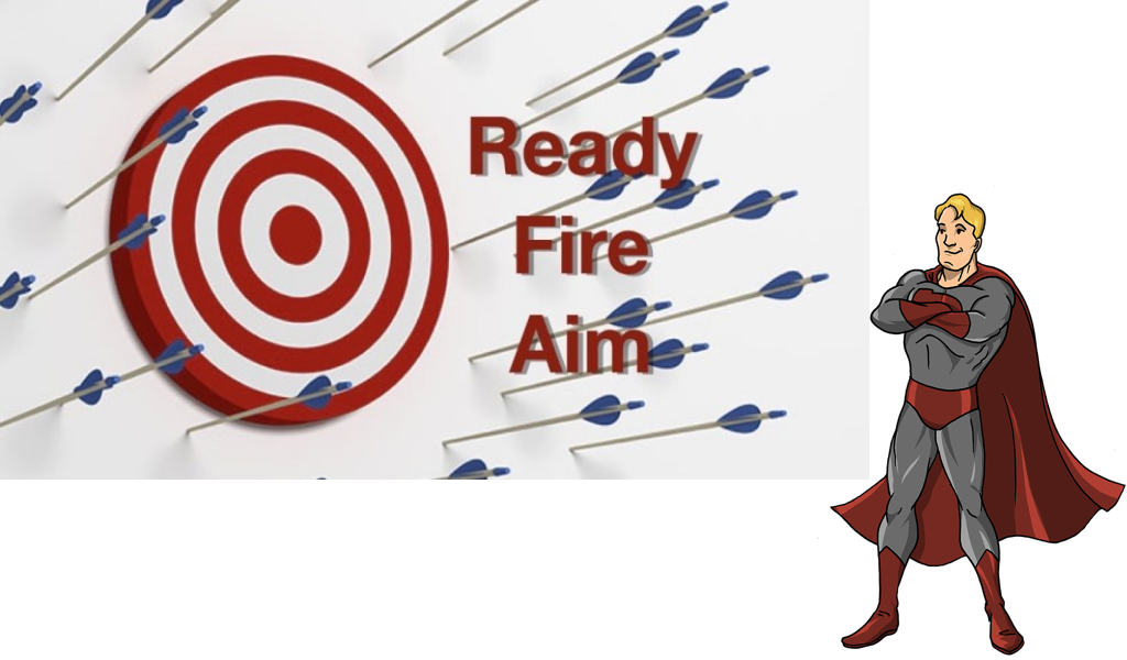 Ready, Aim, Fire: Creating a Business Plan