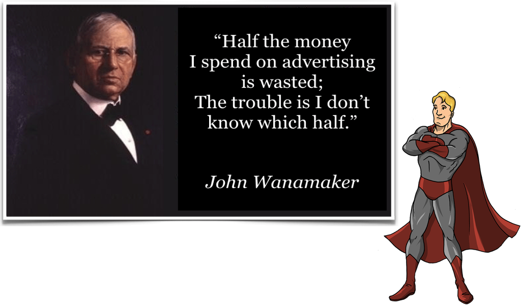 To Maximize Your Marketing ROI, Eliminate Waste